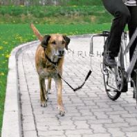 Bike Lead Set, For Cycling Safely - Dog Lead Attaches to Bicycle